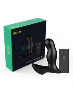 Nexus Beat Thumping Waterproof Remote Control Rotating Prostate Massager